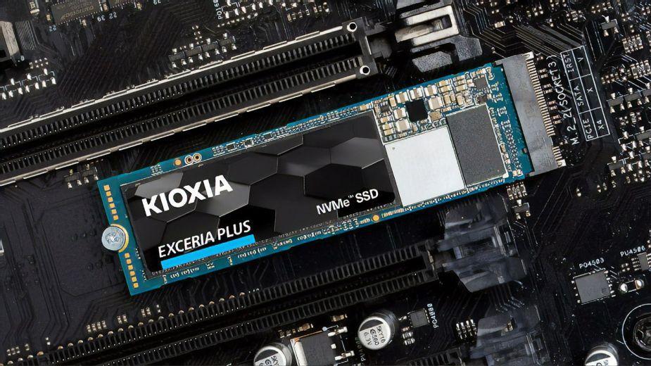 Kioxia Exceria Plus 1 TB  - testujemy flagowy dysk SSD dawnej Toshiby