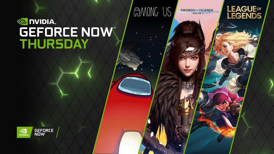 Kolejne gry multiplayer trafiają do usługi NVIDIA GeForce NOW