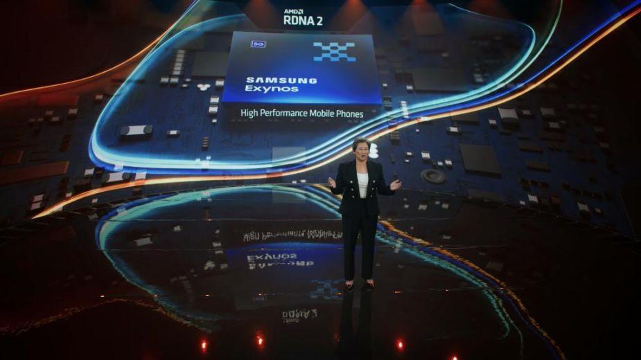 Kolejny Exynos dla flagowców Samsunga z GPU AMD Radeon obsługującym ray tracing