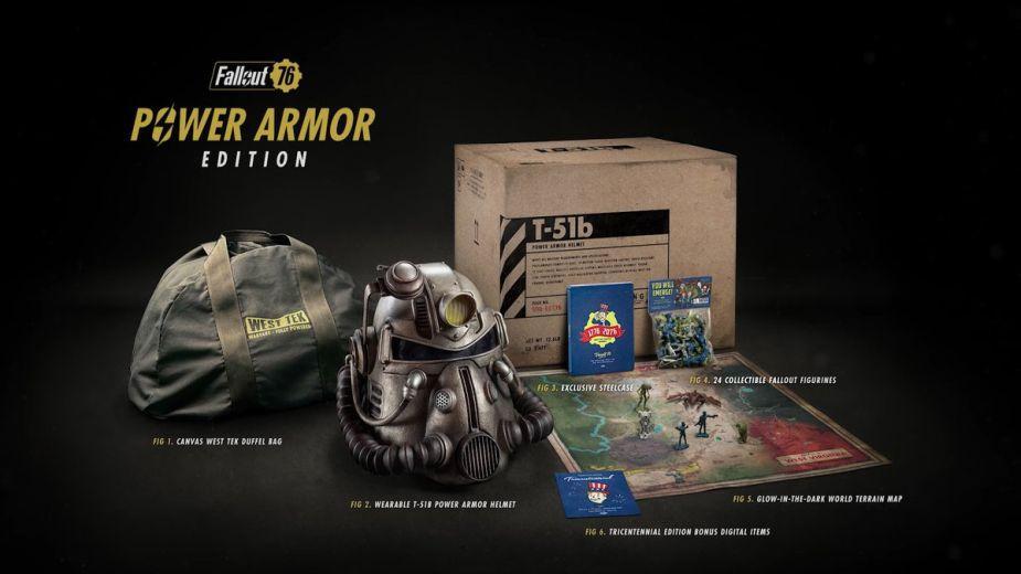 Kolekcjonerska torba Fallout 76 wygląda jak jednorazówka na zakupy