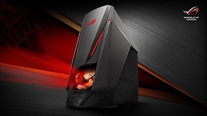Komputery Asus ROG GT51CA od teraz także w wersji z GTX-ami serii 10