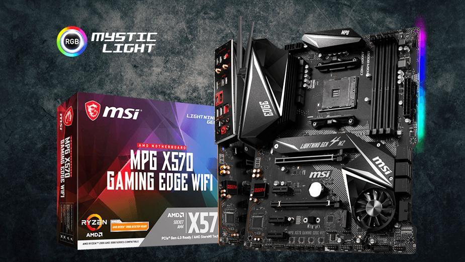 Krótkie spojrzenie na MSI MPG X570 GAMING EDGE WIFI. Komu można ją polecić?
