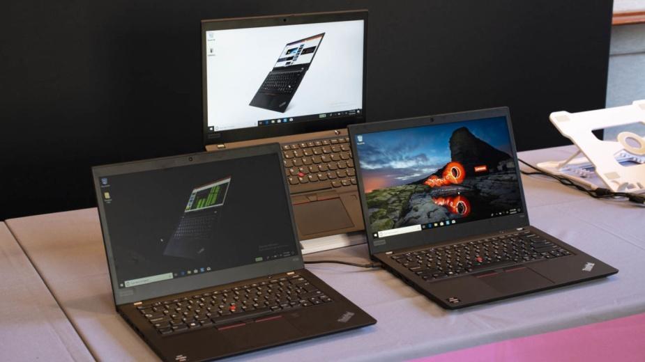 Lenovo poszerza rodzinę ThinkPad o modele z AMD Ryzen Pro