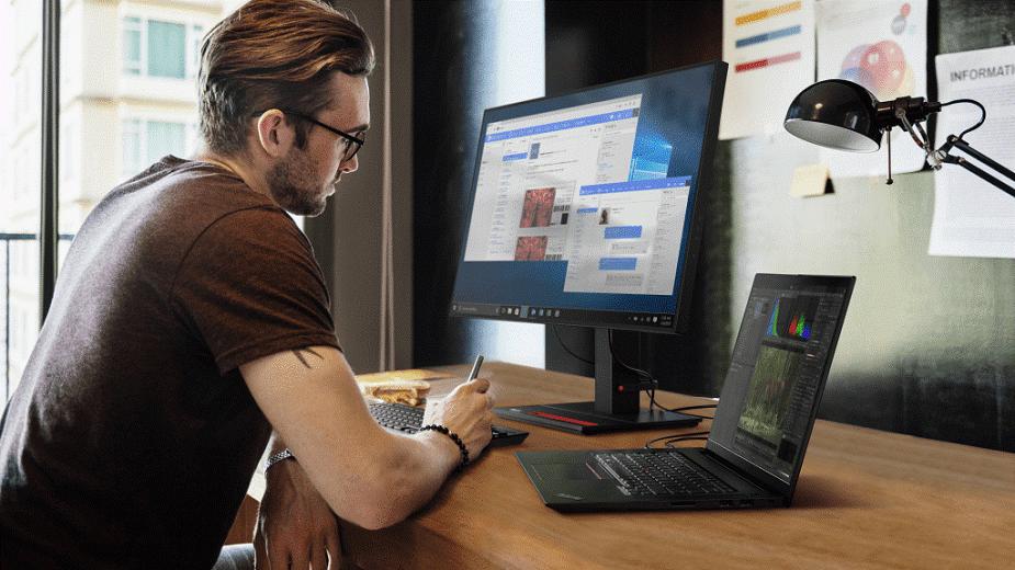 Lenovo prezentuje nowe urządzenia z serii ThinkPad i ThinkVision
