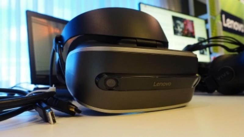 Lenovo tworzy atrakcyjny cenowo headset Windows Holographic