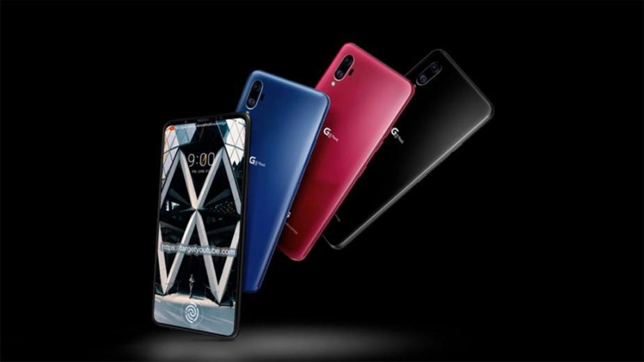 LG G8 otrzyma ekran emitujący dźwięk? LG wyprzedzi Samsunga?