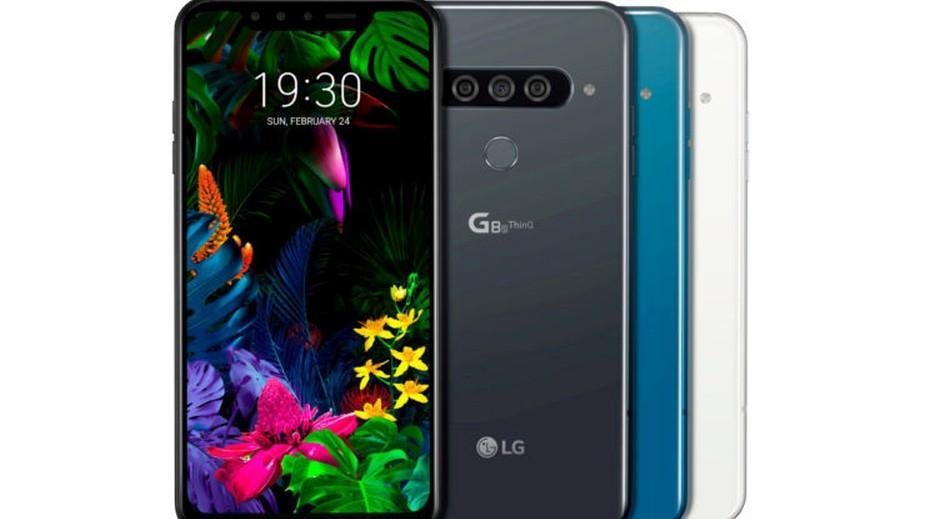 LG G8 ThinQ - nowy flagowiec z Hand ID, 3 aparatami i głośnikiem w ekranie