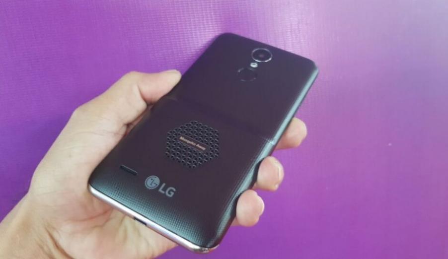 LG K7i - smartfon, który ... odstrasza komary