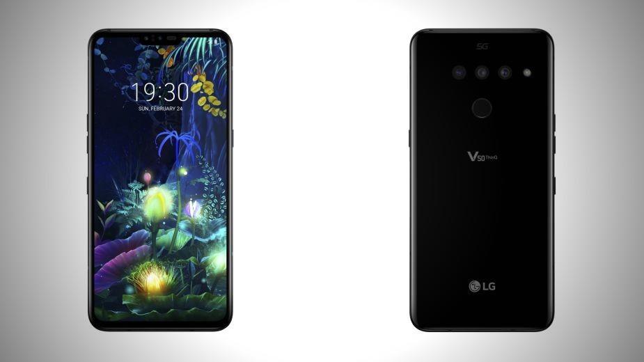 LG V50 ThinQ 5G oficjalnie, czyli nietypowa odpowiedź na składane smartfony