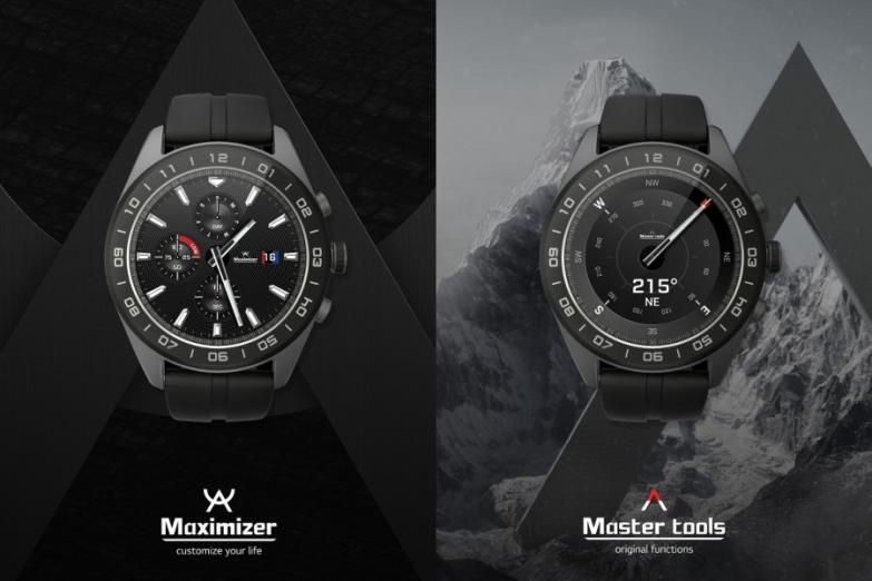 LG Watch W7 to ciekawa hybryda klasycznego zegarka ze smartwatchem