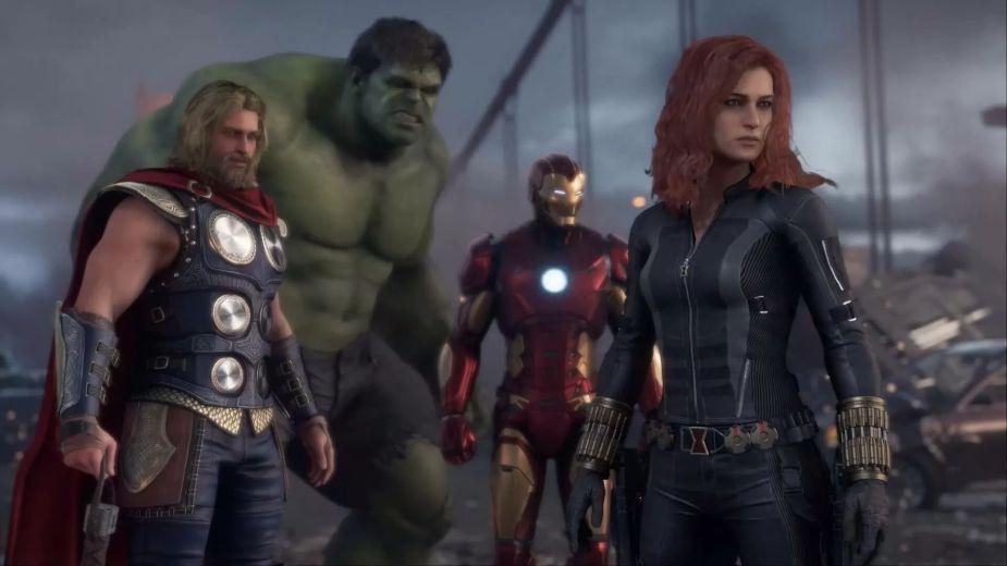 Marvel's Avengers - wiemy, kiedy startuje otwarta beta