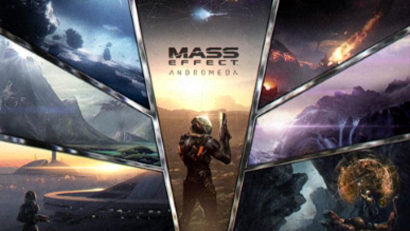 Mass Effect: Andromeda oficjalnie zadebiutuje pod koniec marca!