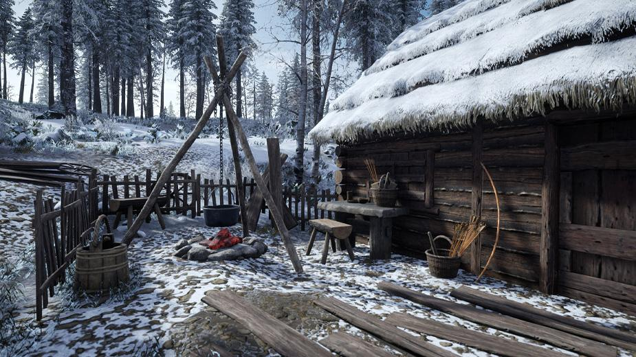 """Medieval Dynasty - polski """"symulator średniowiecza"""" już dostępny w Xbox Game Pass"""