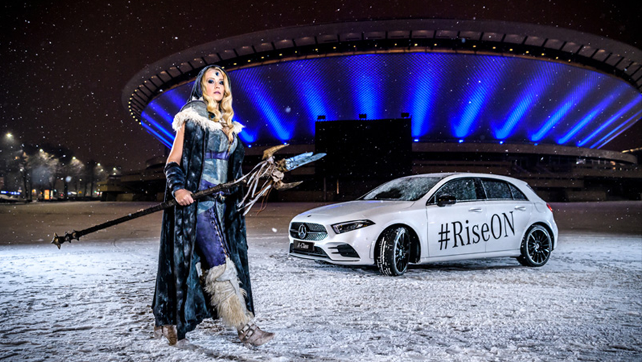 Mercedes-Benz wesprze esport jako partner turnieju ESL One w Katowicach