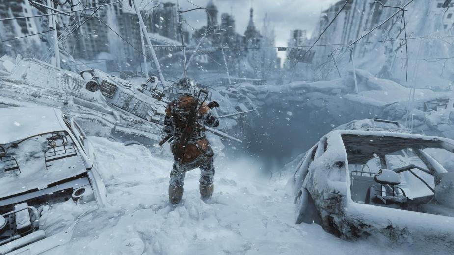 Metro Exodus sprzedaje się lepiej w Epic Store, niż Last Light na Steam