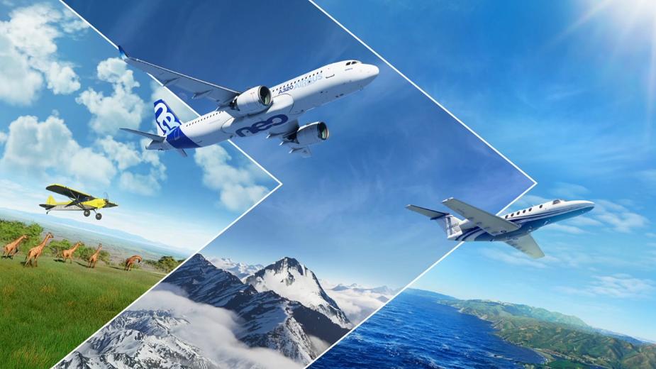 Microsoft Flight Simulator ze wzrostem wydajności dzięki nowej aktualizacji