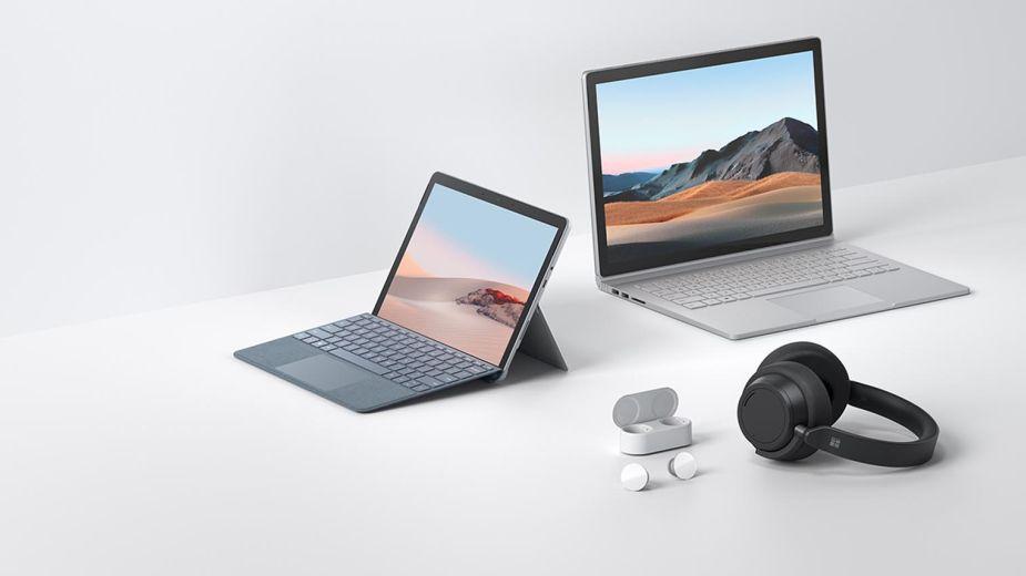Microsoft prezentuje Surface Book 3, Surface Go 2 i nowe słuchawki Surface