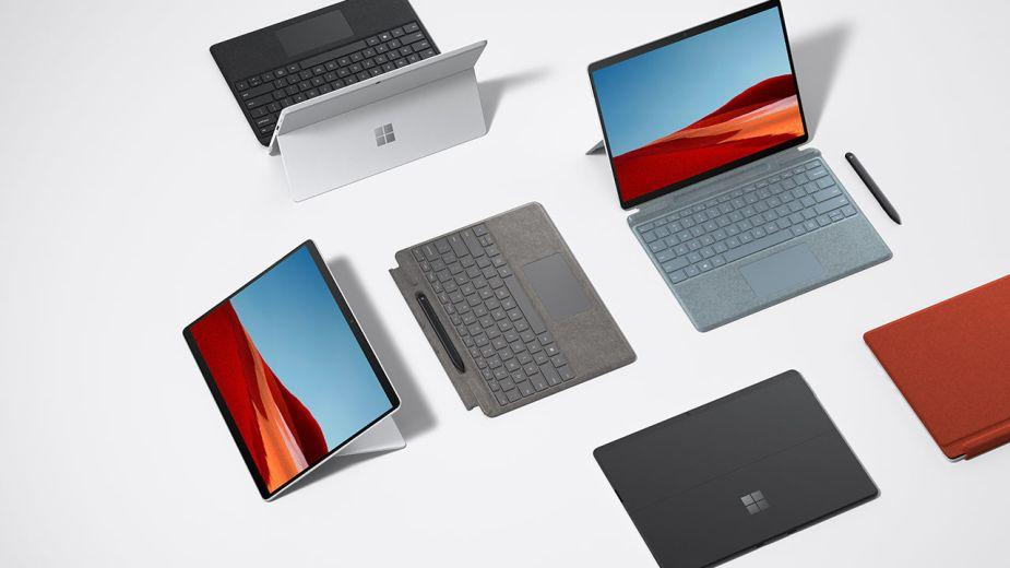 Microsoft prezentuje Surface Laptop Go oraz nowy Surface Pro X