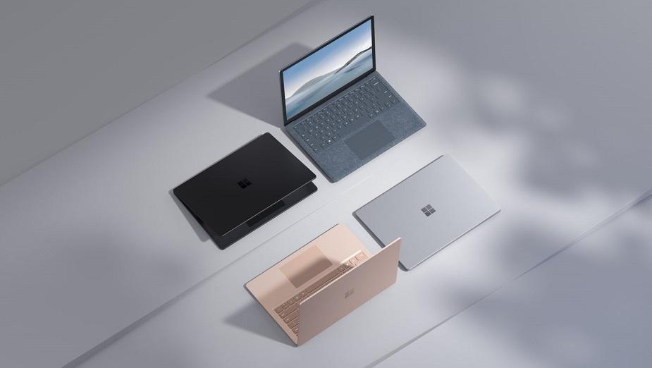 Microsoft zaprezentował Surface Laptop 4 z CPU Intela i AMD