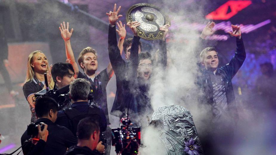 Mistrzowie Dota 2 wygrali więcej niż zwycięzcy Wimbledonu