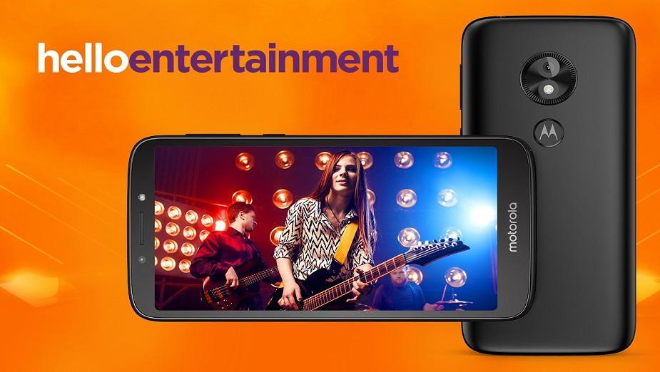 Motorola E5 Play. Tani smartfon oficjalnie zaprezentowany
