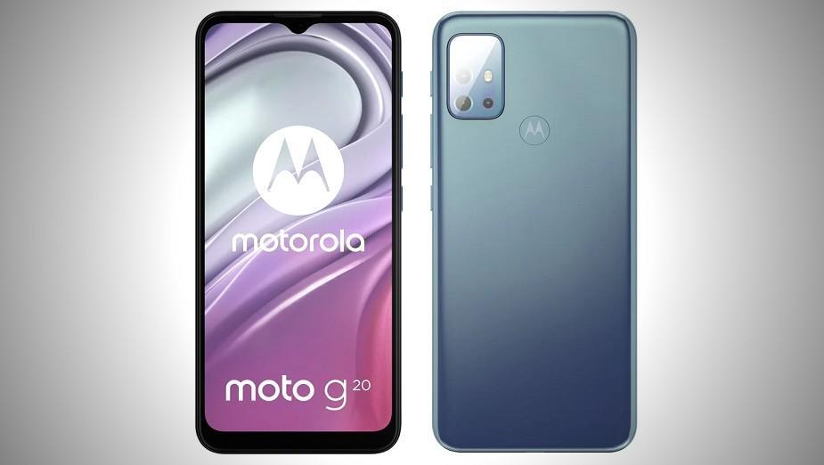 Motorola Moto G20 i Moto G60 na renderach. Znamy specyfikację smartfonów