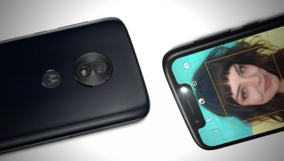 Motorola prezentuje cztery niedrogie smartfony z serii Moto G7