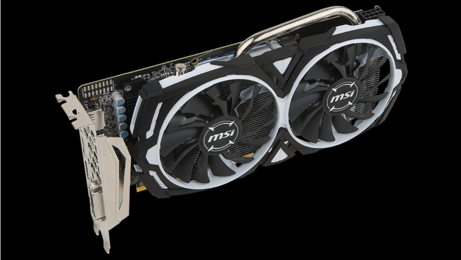 MSI aktualizuje kartę Radeon RX 570 ARMOR 8G OC Edition