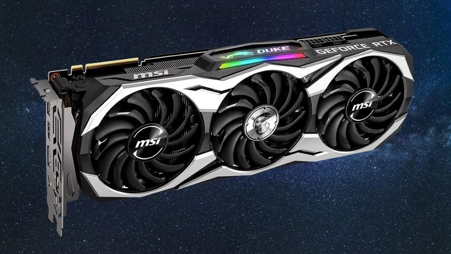 MSI GeForce RTX 2080 Ti DUKE 11G OC - test karty graficznej z GPU Turing