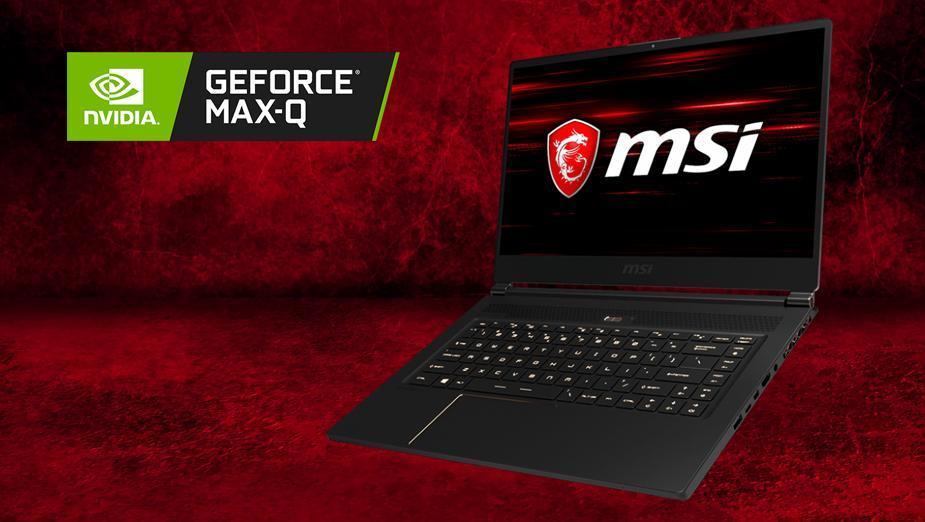 MSI GS65 Stealth Thin 8RF - sprawdzamy GeForce Max-Q w praktyce