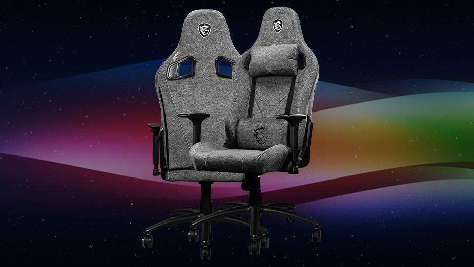 MSI MAG CH130 I Repeltek Fabric: test fotela z tkaniną premium