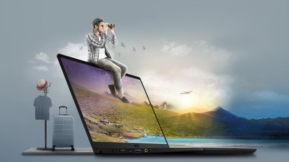 MSI Modern 15 - laptop stworzony dla twórców treści