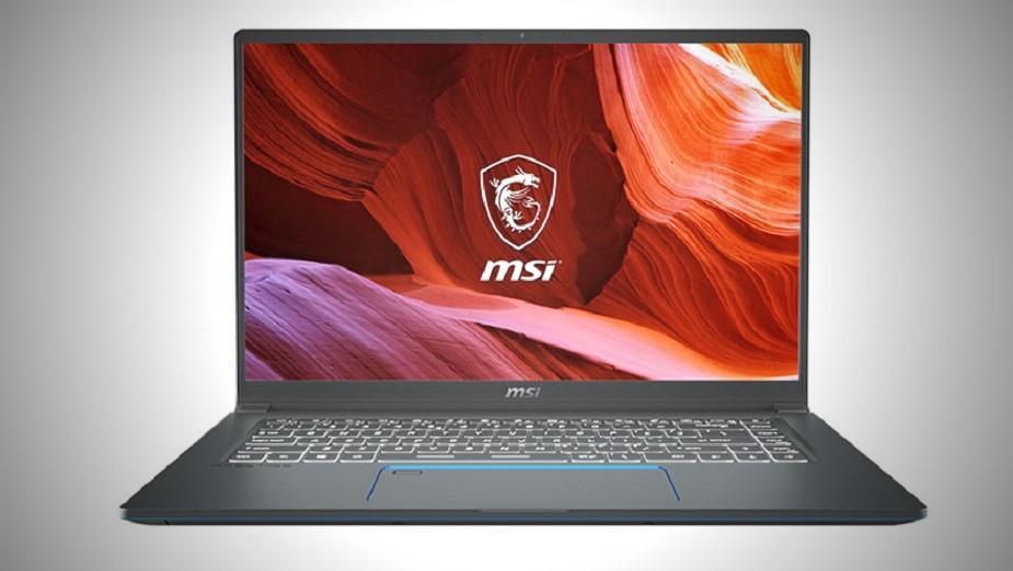 MSI prezentuje laptopy Prestige 14 i 15 z CPU Intel Comet Lake-U (10. gen)