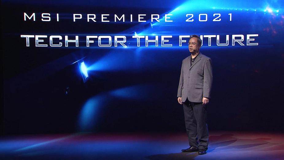 MSI prezentuje najnowsze produkty podczas Premiere 2021: Tech for the Future