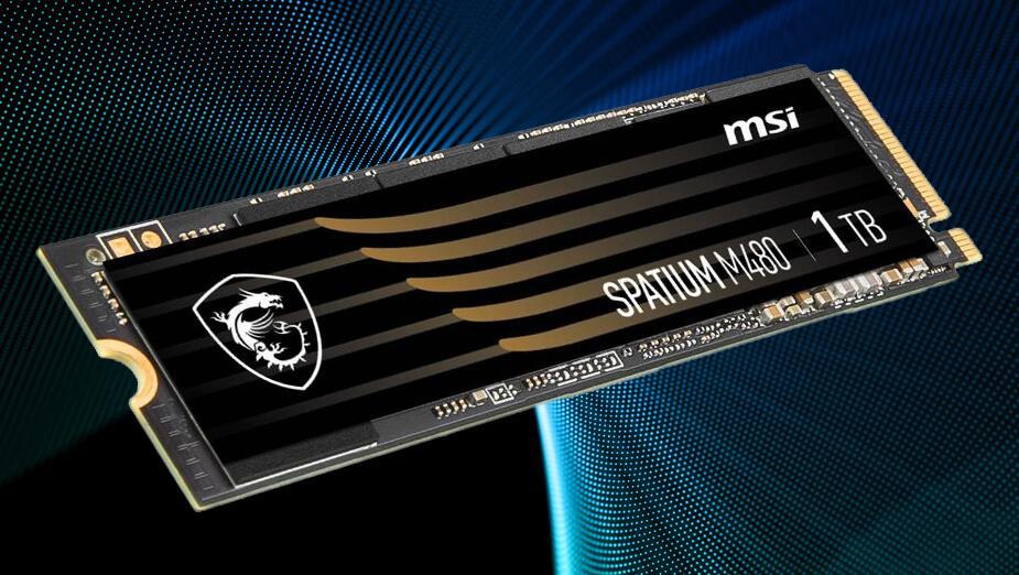 MSI Spatium M480 1TB - test flagowego SSD pod PCIe 4.0. Oponent dla najwydajniejszych dysków