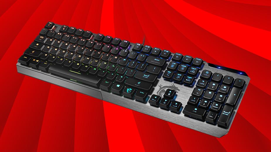 MSI Vigor GK50 Elite, czyli test ciekawej klawiatury full size dla wymagających graczy