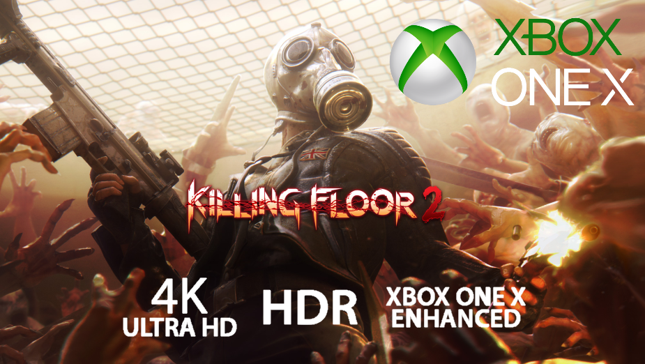 Multiplayerowy shooter Killing Floor 2 zadebiutuje za miesiąc na Xbox One