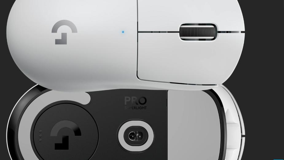 Mysz PRO X SUPERLIGHT - bezprzewodowa i najlżejsza konstrukcja Logitecha dla profesjonalnych graczy