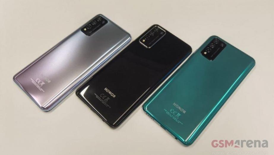 Nadchodzący smartfon z serii Honor X wyciekł do sieci. Ciekawy średniak w dobrej cenie