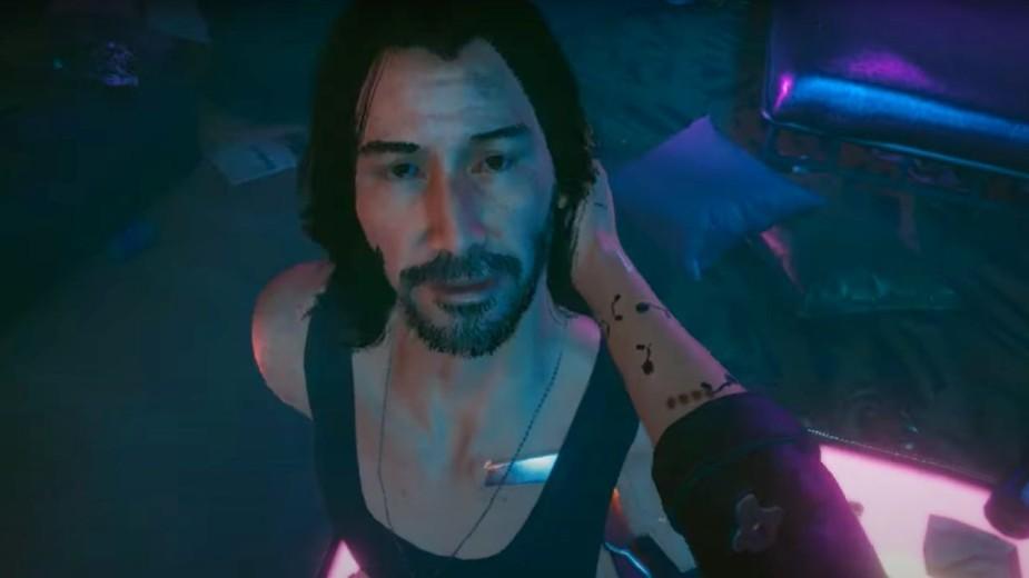 Nieautoryzowany seks z Keanu Reevesem w Cyberpunk 2077 jest zakazany. Studio usuwa seks-modyfikacje