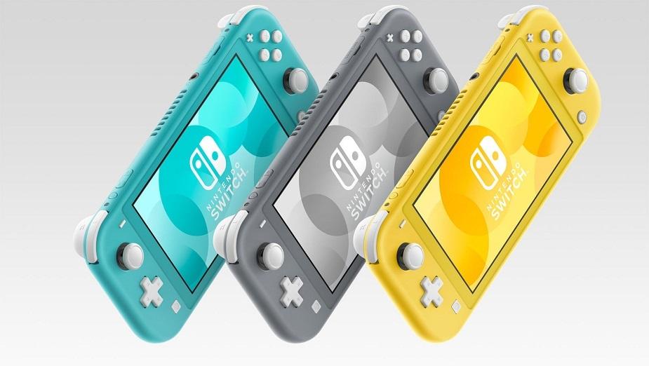 Nintendo Swtich Lite oficjalnie. Znamy datę premiery i cenę konsoli