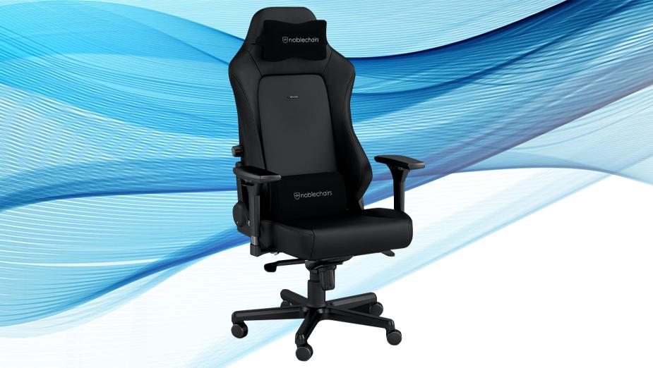 Noblechairs HERO Black Edition - testujemy gamingowy fotel z górnej półki