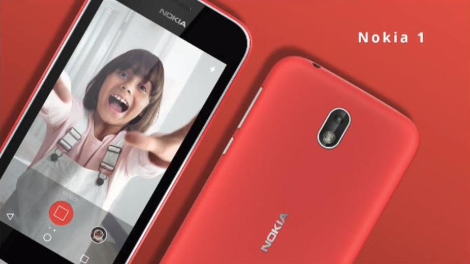 Nokia 1 - tani, ale ciekawy smartfon z mocną baterią za jedyne 85$