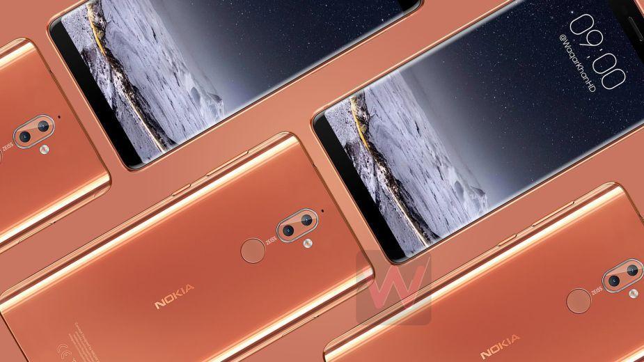 Nokia 9 zaprezentowana na pierwszych renderach prasowych