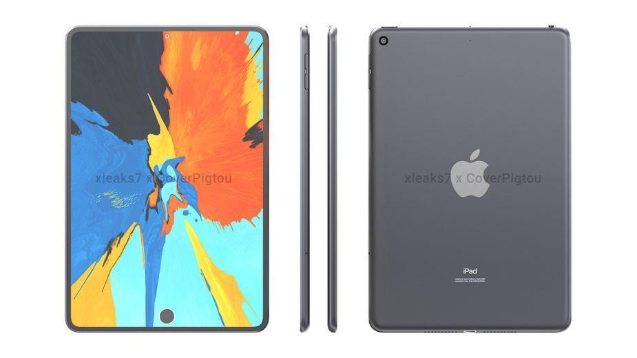 Nowy iPad mini zaprezentowany na renderach. Apple może zdecydować się na nietypowe rozwiązanie