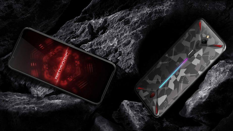 Nubia Red Magic 3 - gamingowy smartfon z wentylatorem i nagrywaniem w 8K