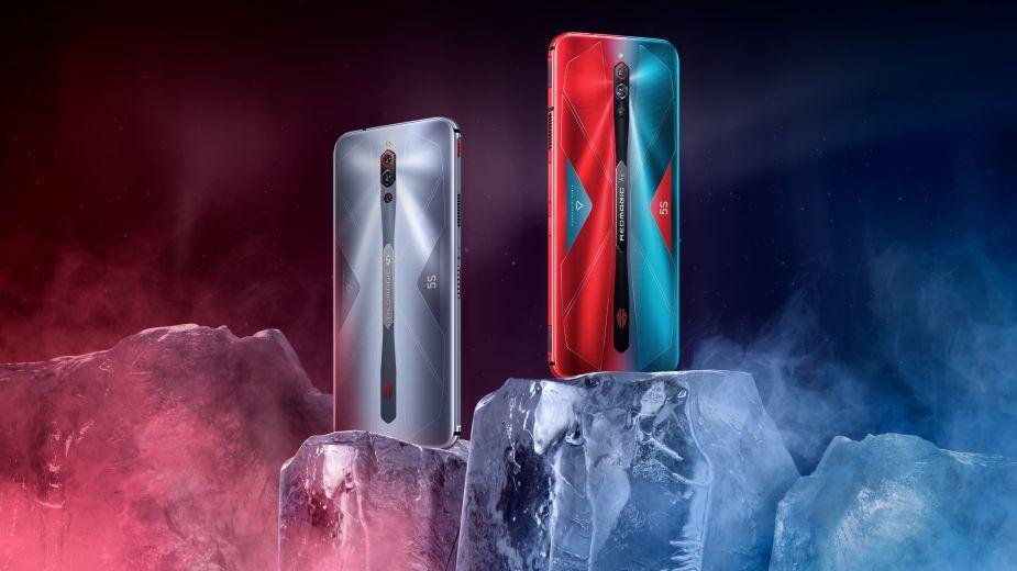 nubia Red Magic 5S - smartfon z SD865, 16 GB RAM i poprawionym chłodzeniem