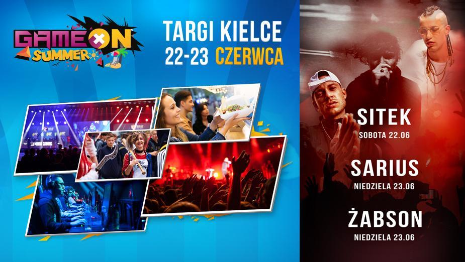Odkryliśmy nowy ląd na gamingowej mapie Polski - GameON Summer Festival