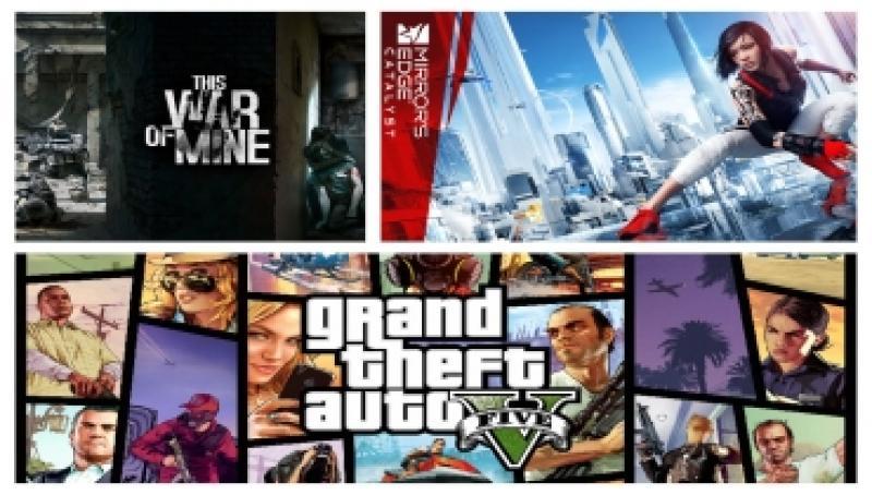 Oferta tygodnia sklepu Xbox: GTA V, Mirror's Edge: Catalyst, This War of Mine