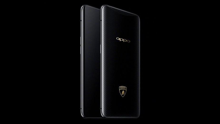 Oppo Find X - smartfon wyposażony w 10 GB pamięci RAM widoczny w TENAA